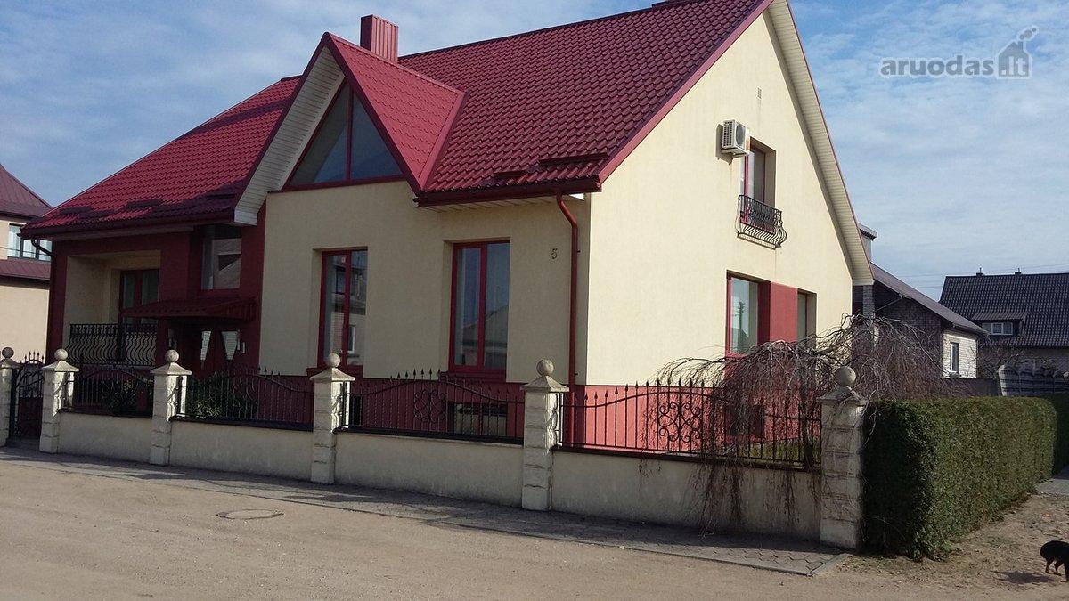Tauragės m., Ryšių skg., mūrinis namas