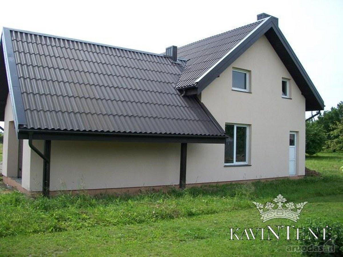 Klaipėdos r. sav., Gručeikių k., mūrinis namas