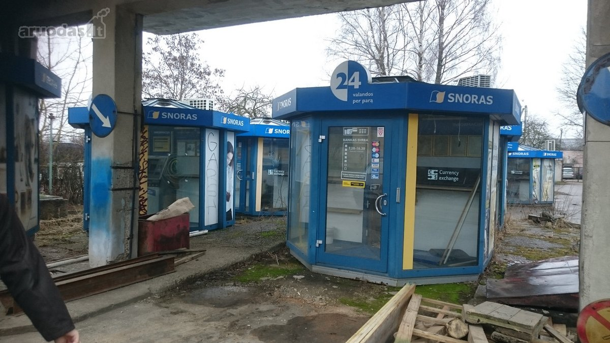 Vilnius, Šeškinė, Šeškinės g., biuro, prekybinės, paslaugų, gamybinės, maitinimo, kita paskirties patalpos