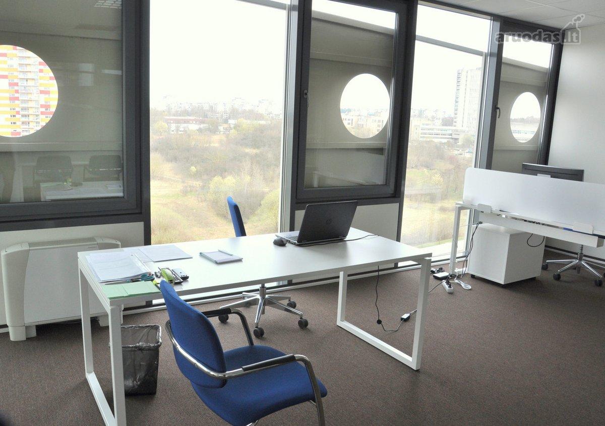 Vilnius, Pilaitė, Mėnulio g., biuro paskirties patalpos nuomai