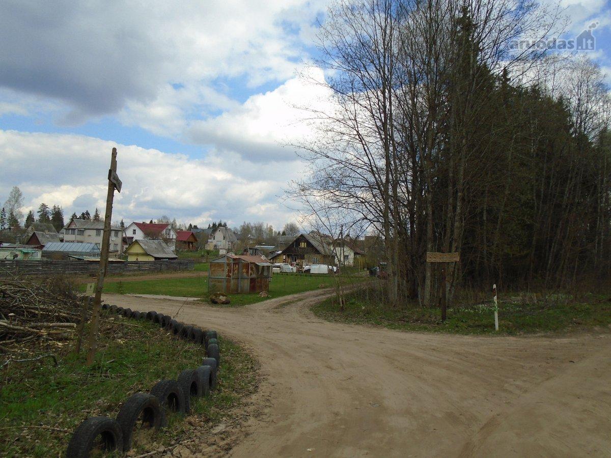 Vilniaus r. sav., Juodiškių k., kolektyvinis sodas sklypas