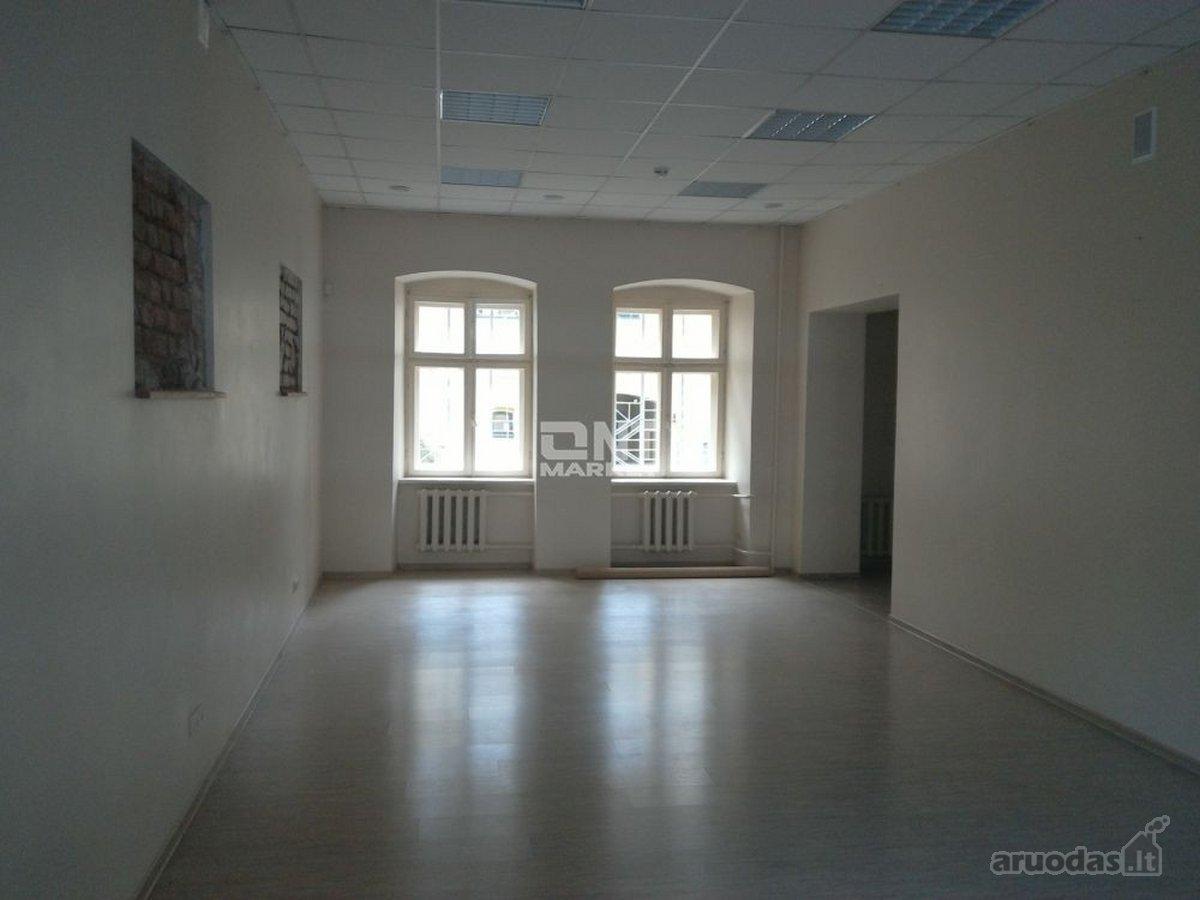 Klaipėda, Centras, Turgaus g., biuro, prekybinės, paslaugų paskirties patalpos