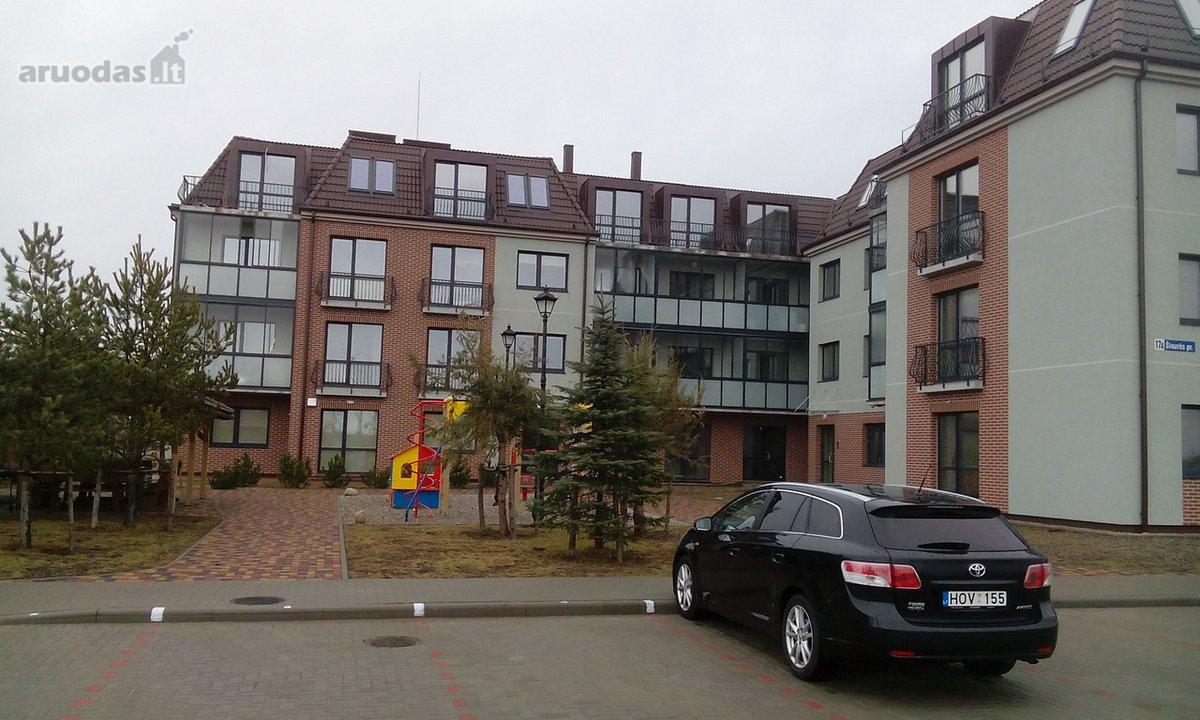 Klaipėda, Miško, Šiaurės pr., buto trumpalaikė nuoma