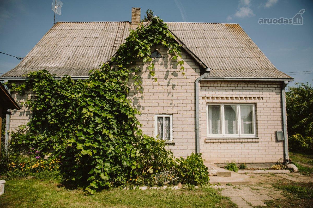 Kėdainių r. sav., Kunionių k., Šermukšnių g., mūrinis namas
