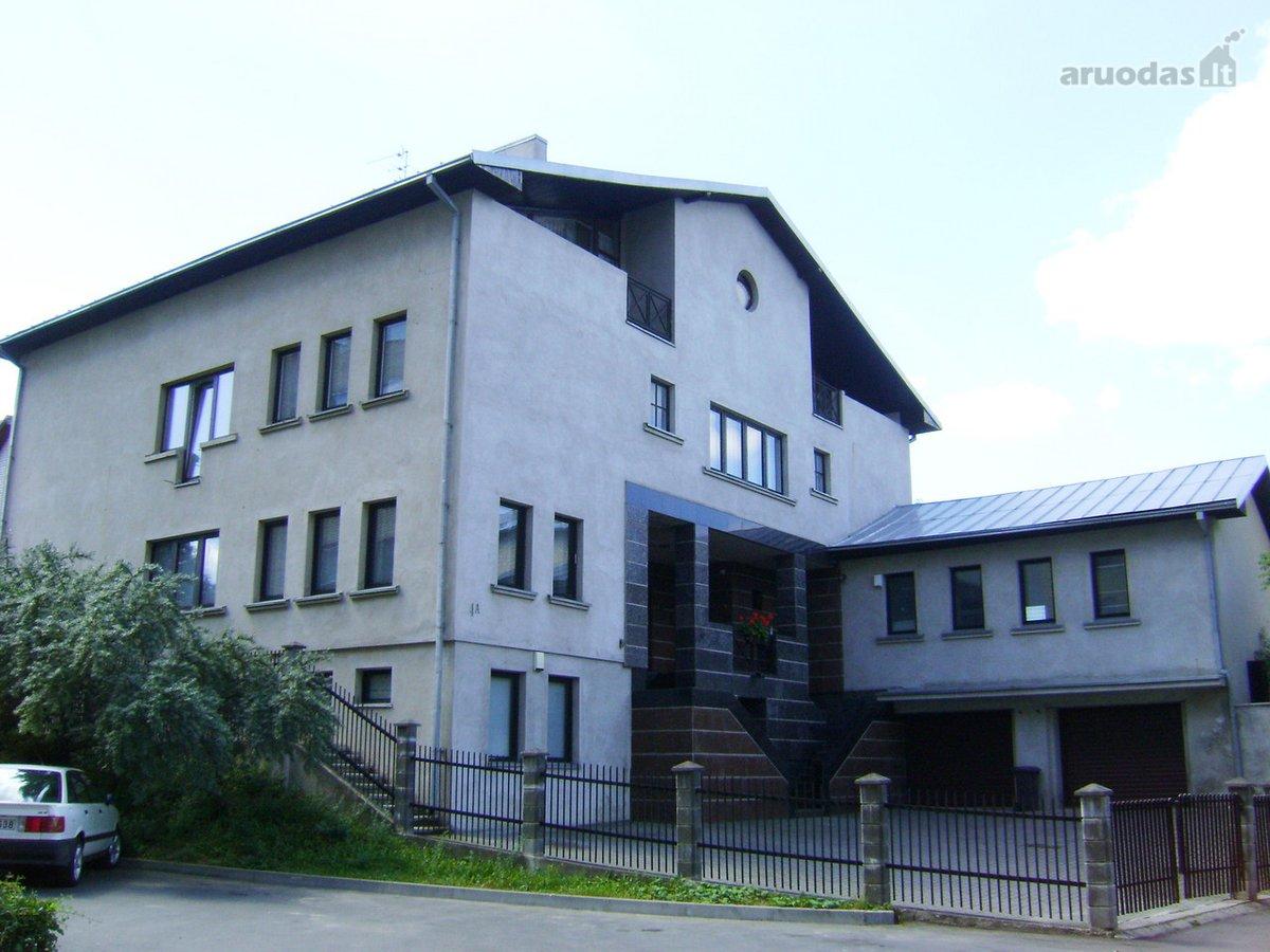 Kaunas, Žaliakalnis, Saulės g., mūrinis namas