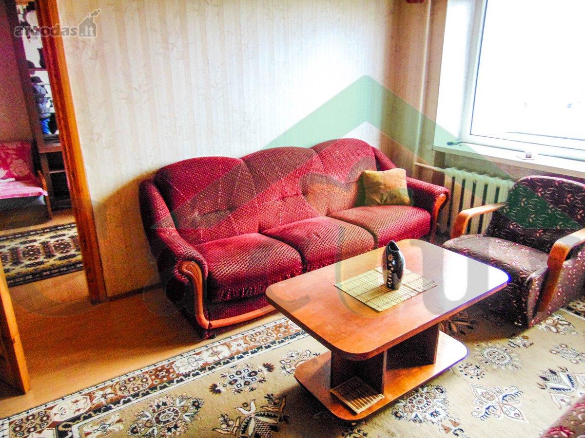 Alytus, Dainava, Žiburio g., 3 kambarių butas