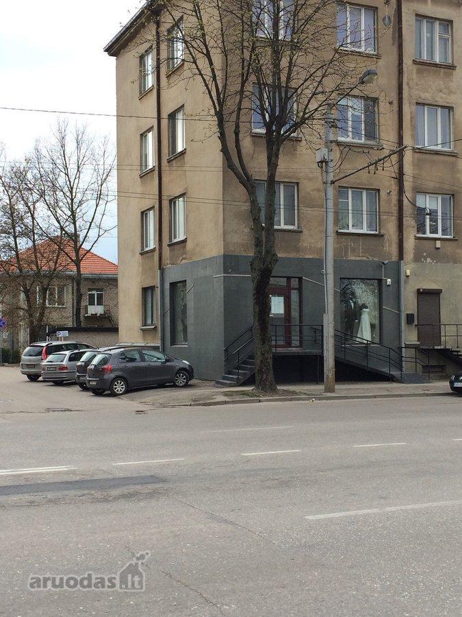 Kaunas, Žaliakalnis, Tvirtovės al., biuro, prekybinės, paslaugų, sandėliavimo, maitinimo, kita paskirties patalpos nuomai