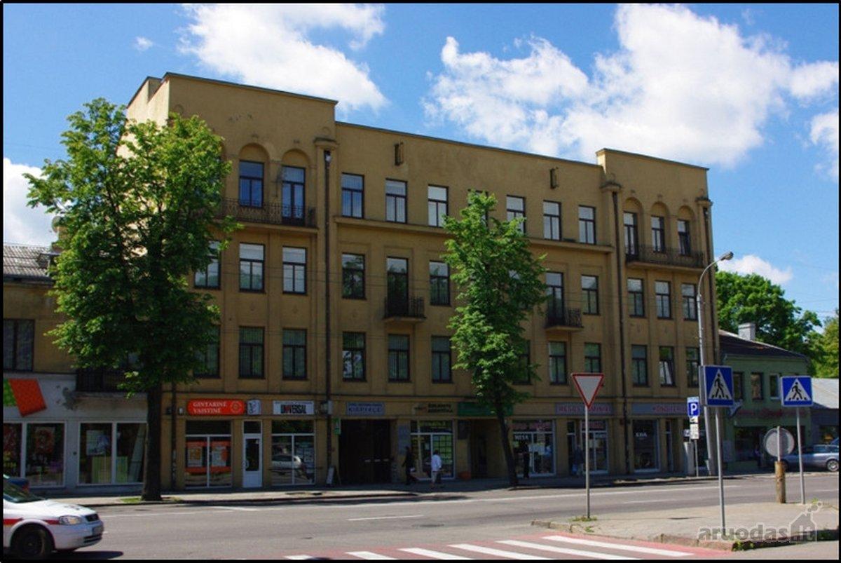 Kaunas, Lampėdžiai, Vytauto pr., prekybinės, paslaugų, maitinimo, kita paskirties patalpos nuomai