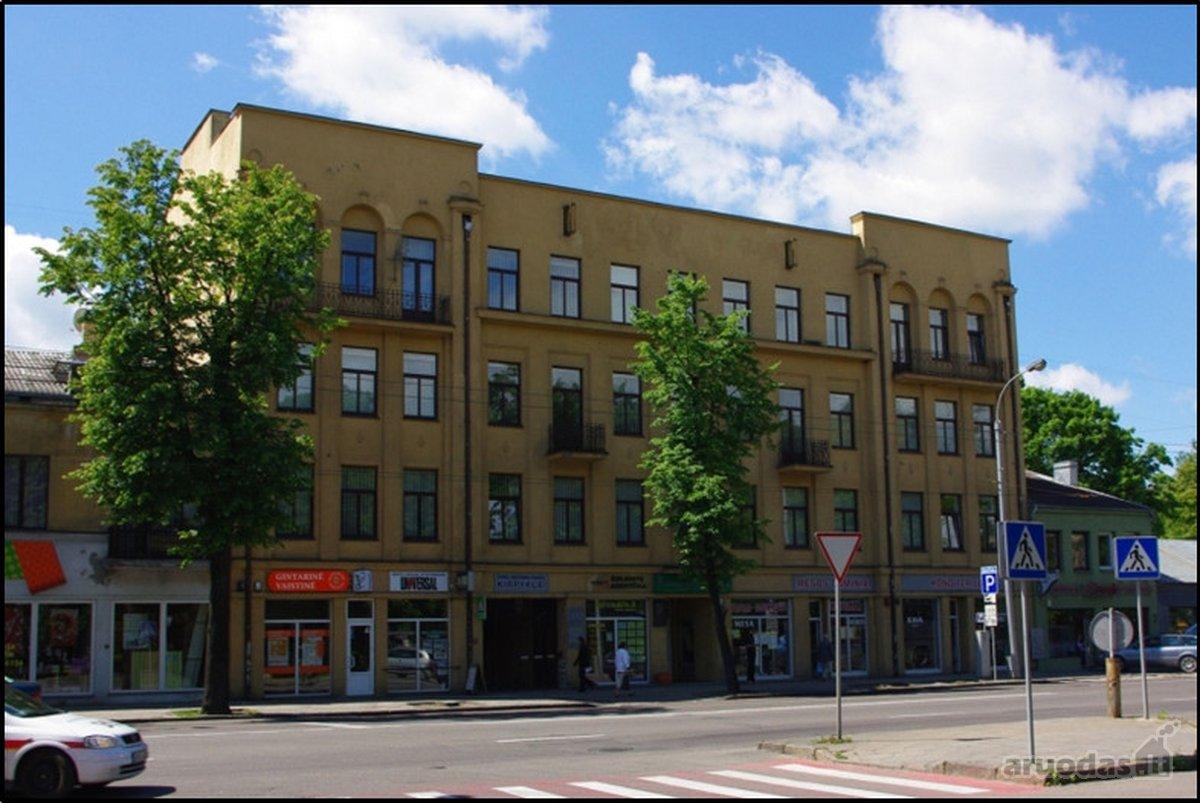 - Nuomojamos administracinės patalpos Kauno