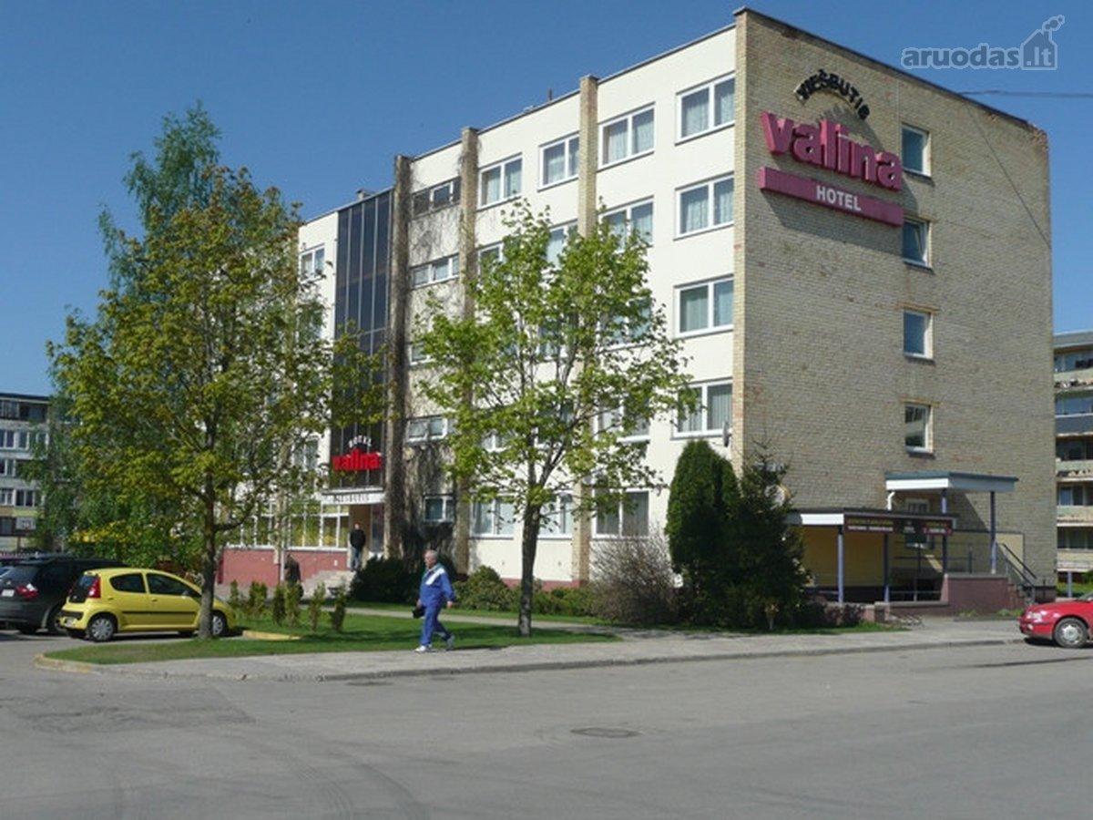 Viešbutis Valina teikia apgyvendinimo