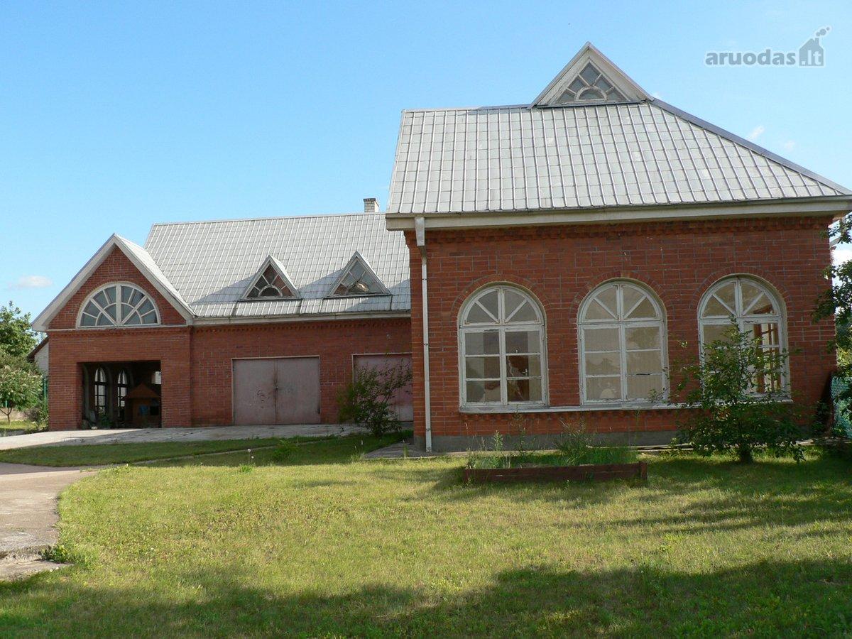 Elektrėnų m., Sabališkių g., mūrinis namas