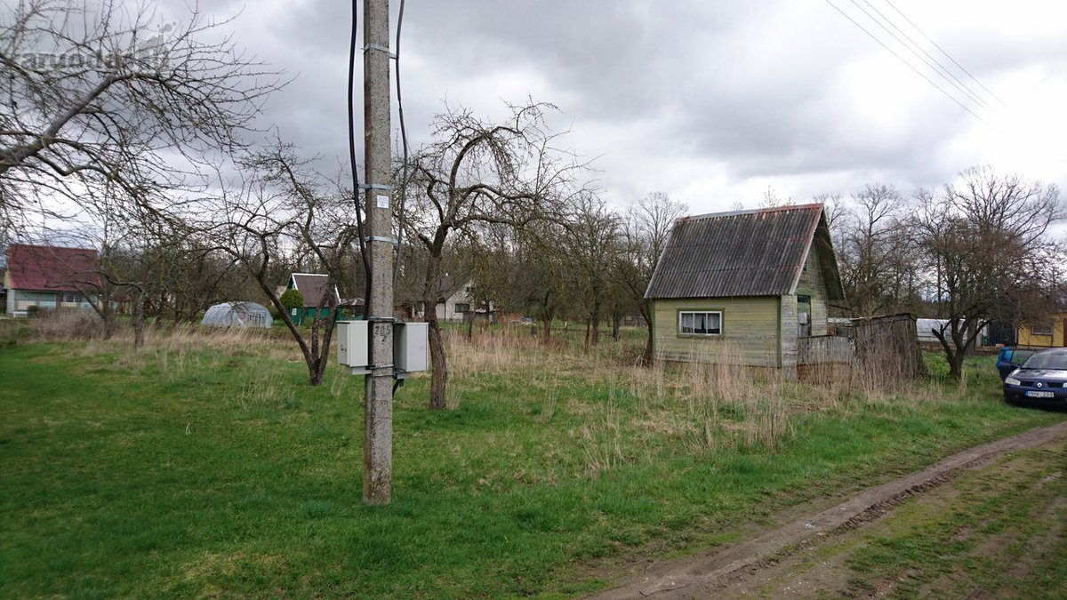 Kėdainių r. sav., Pašilių k., Šlaito g., namų valdos, kolektyvinis sodas sklypas