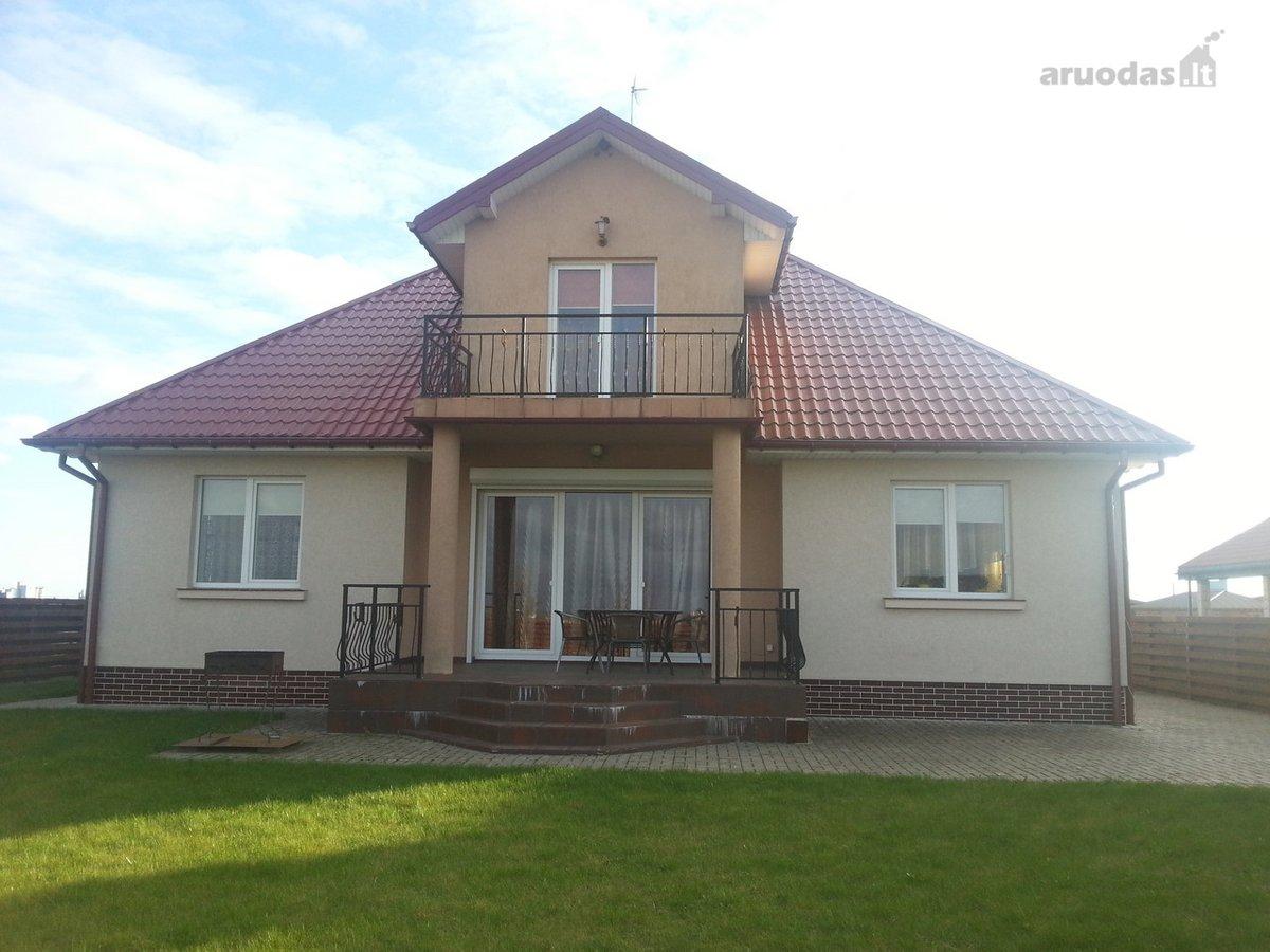 Klaipėdos r. sav., Jakų k., mūrinis namas