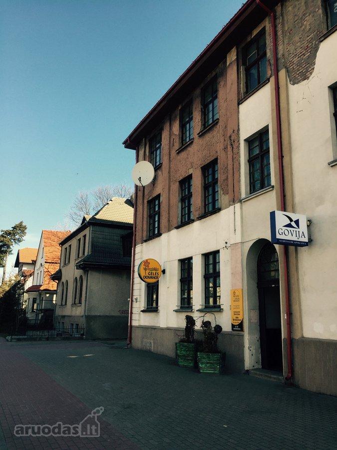 Klaipėda, Centras, H. Manto g., biuro, prekybinės, paslaugų, maitinimo, kita paskirties patalpos