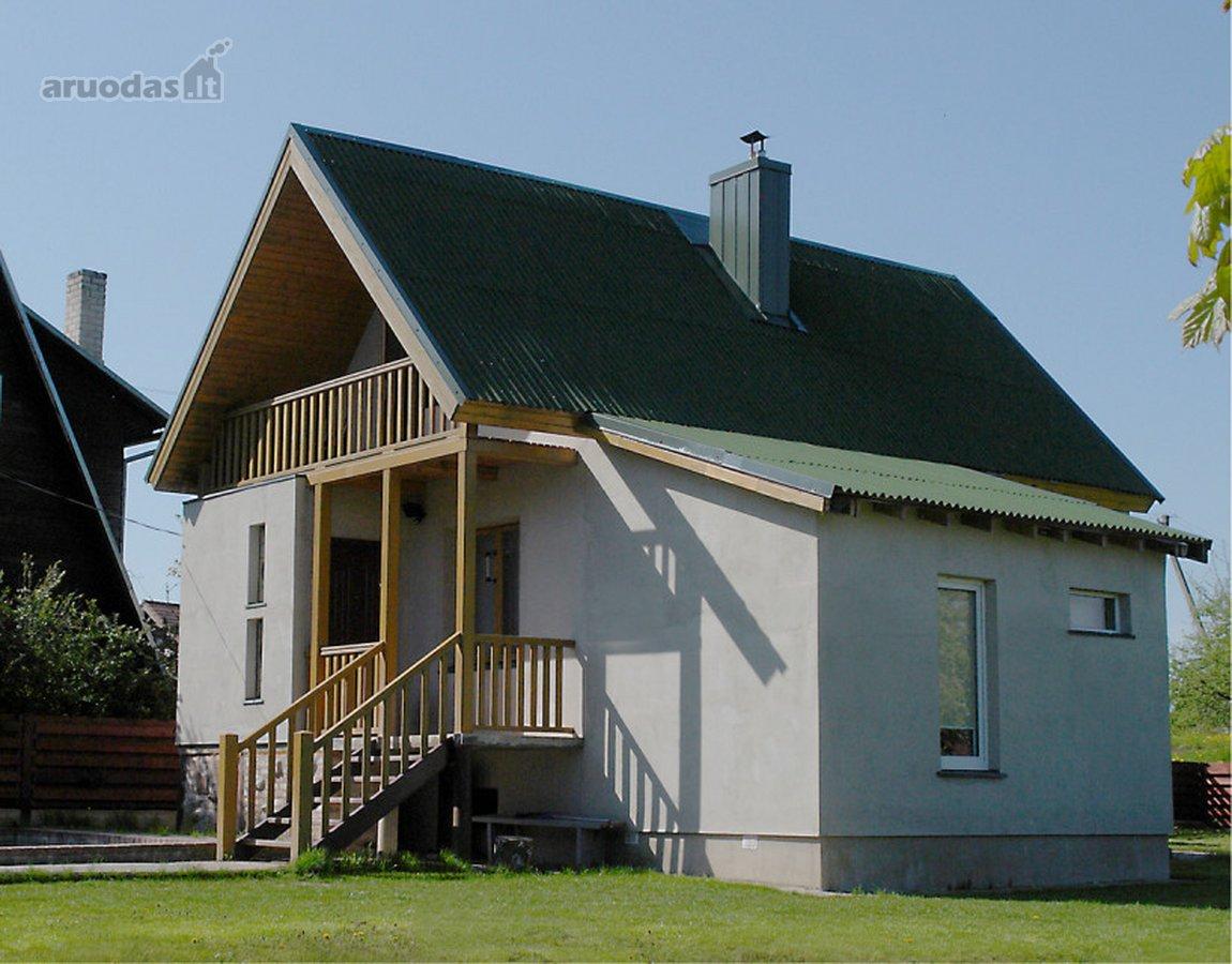 Kaišiadorių m., Ežero g., mūrinis namas