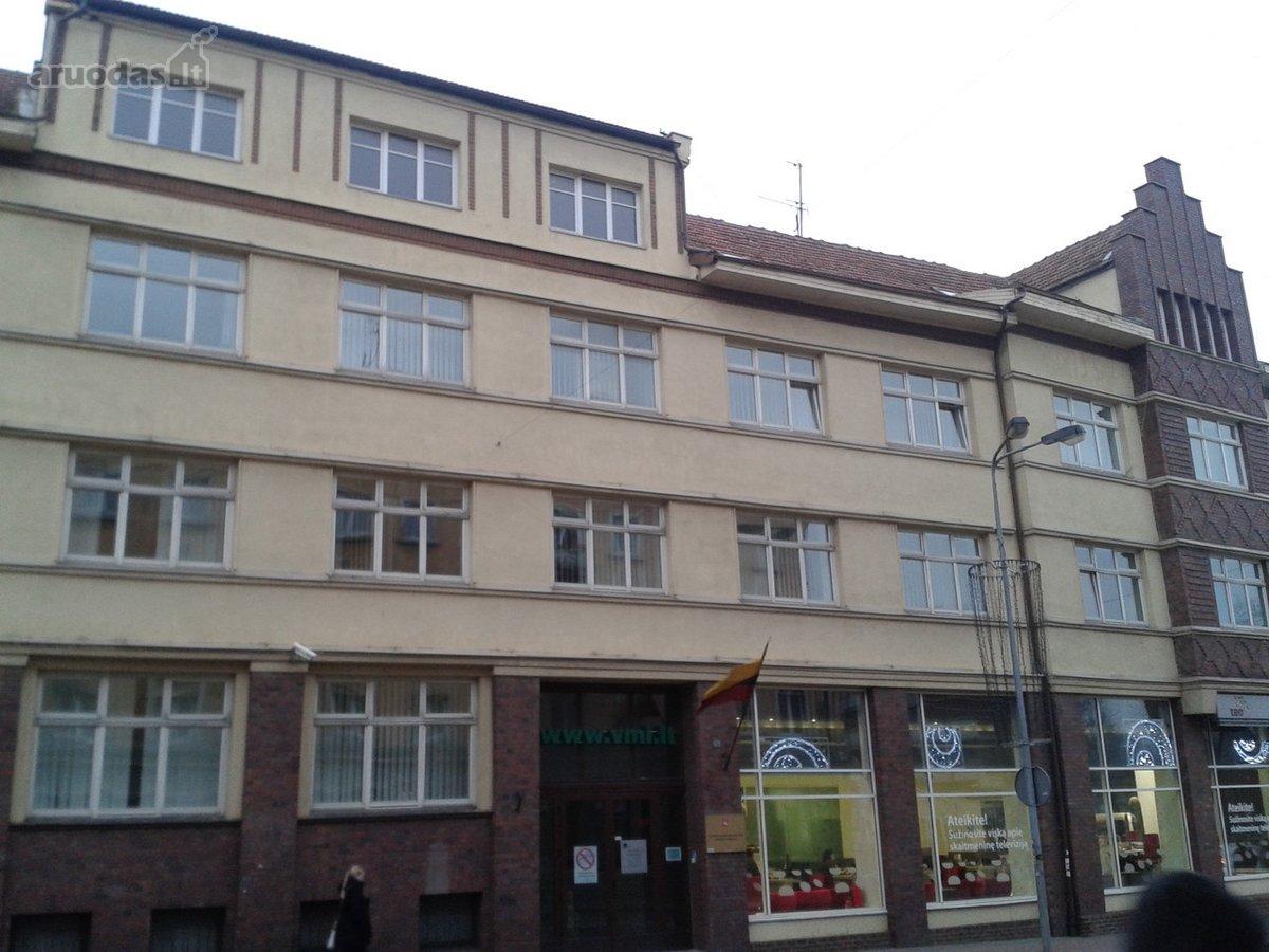 Klaipėda, Centras, H. Manto g., biuro, paslaugų, kita paskirties patalpos