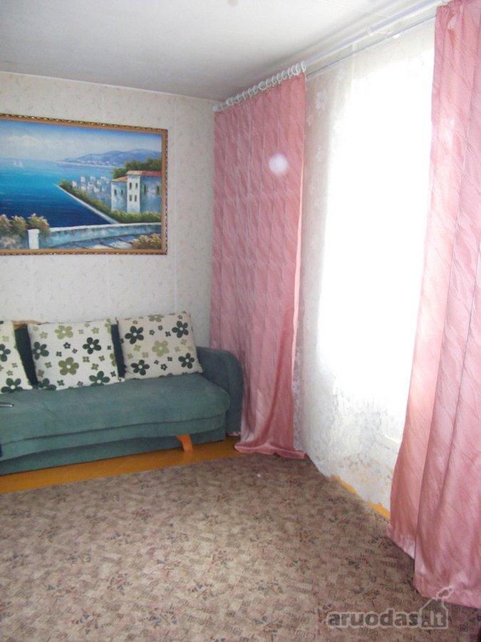 Elektrėnų sav., Vievio m., Stoties g., 2 kambarių butas