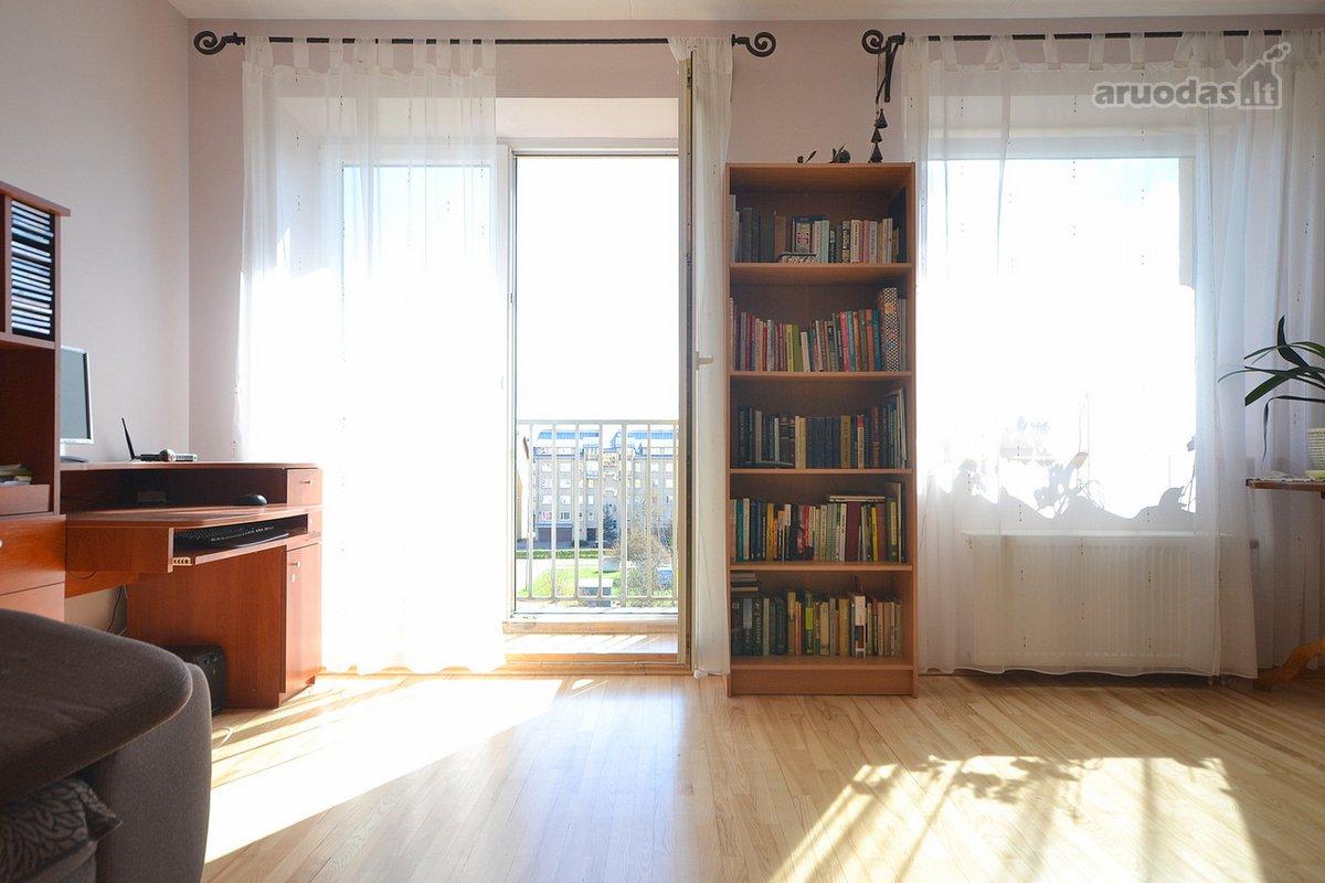 Vilnius, Lazdynėliai, Jonažolių g., 2 kambarių butas