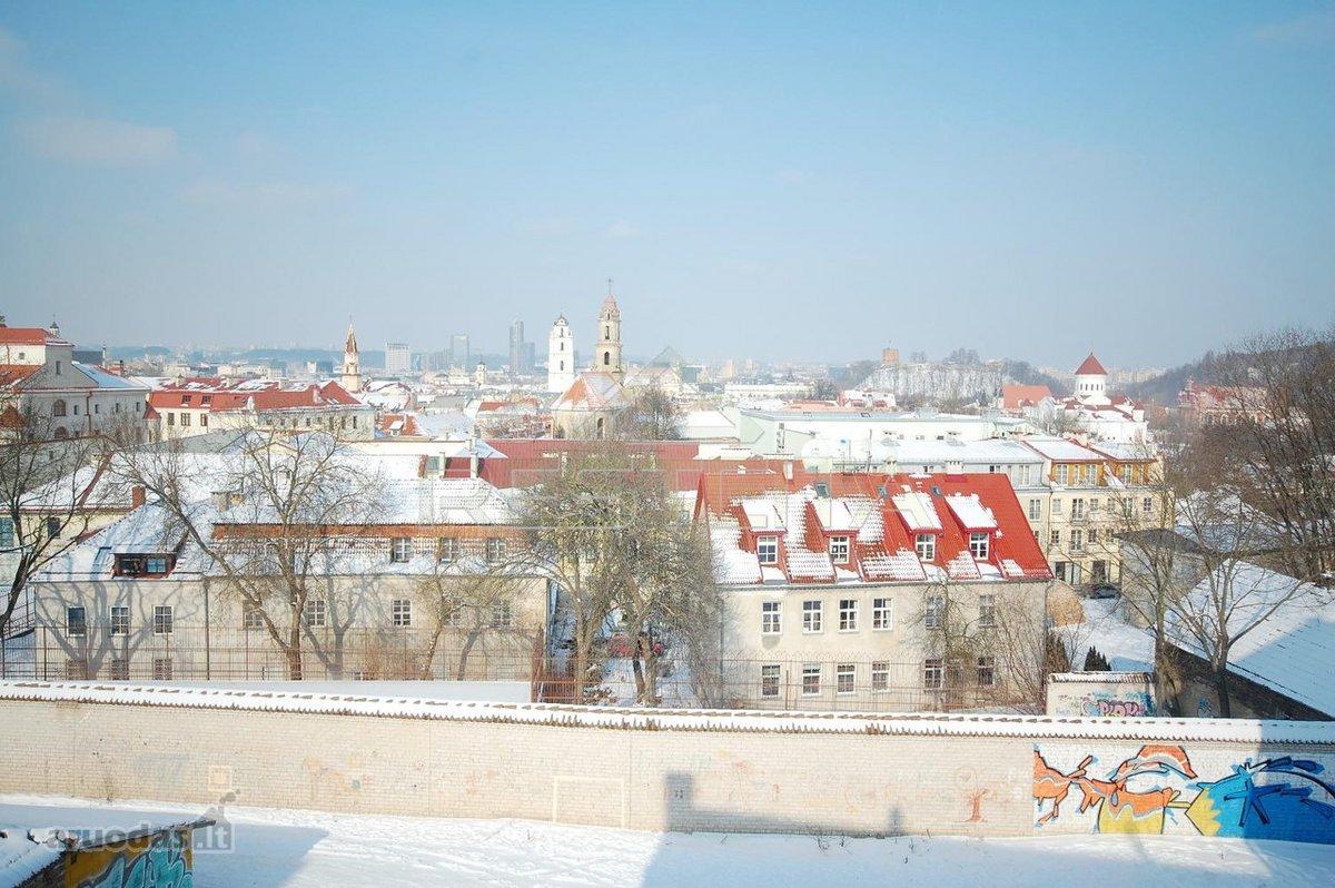 Vilnius, Senamiestis, Subačiaus g., mūrinis sublokuotas namas nuomai