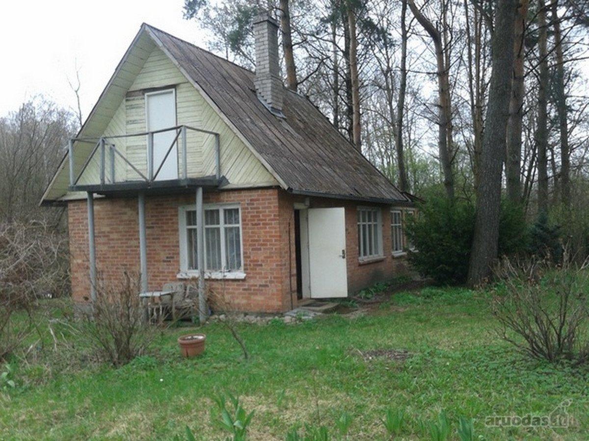 Vilnius, Salininkai, Sakalaičių Sodų 4-oji g., mūrinis sodo namas
