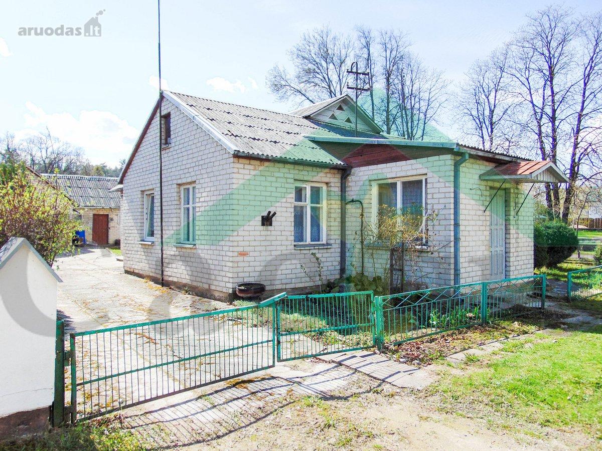 Alytus, Senamiestis, Miško g., mūrinis namas