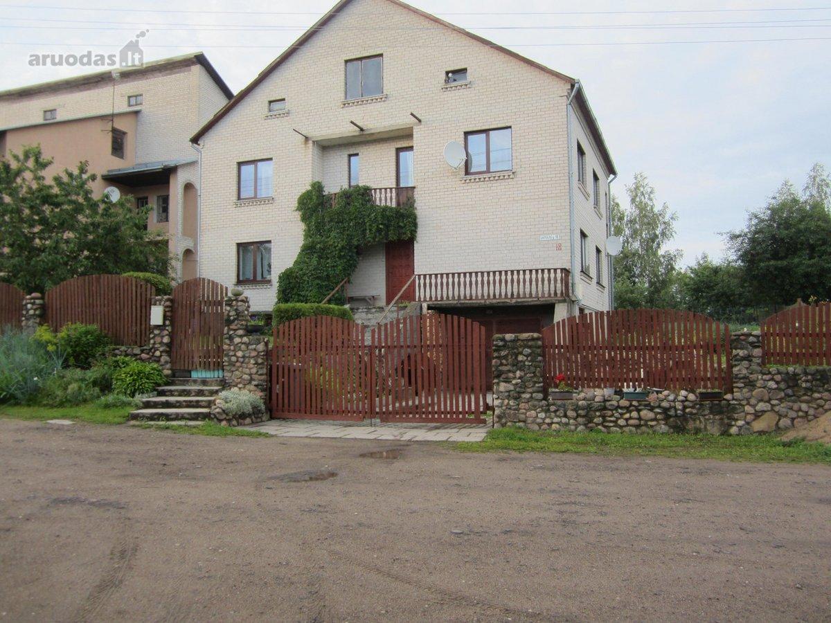 Vilnius, Naujoji Vilnia, Untulių g., mūrinio namo dalis