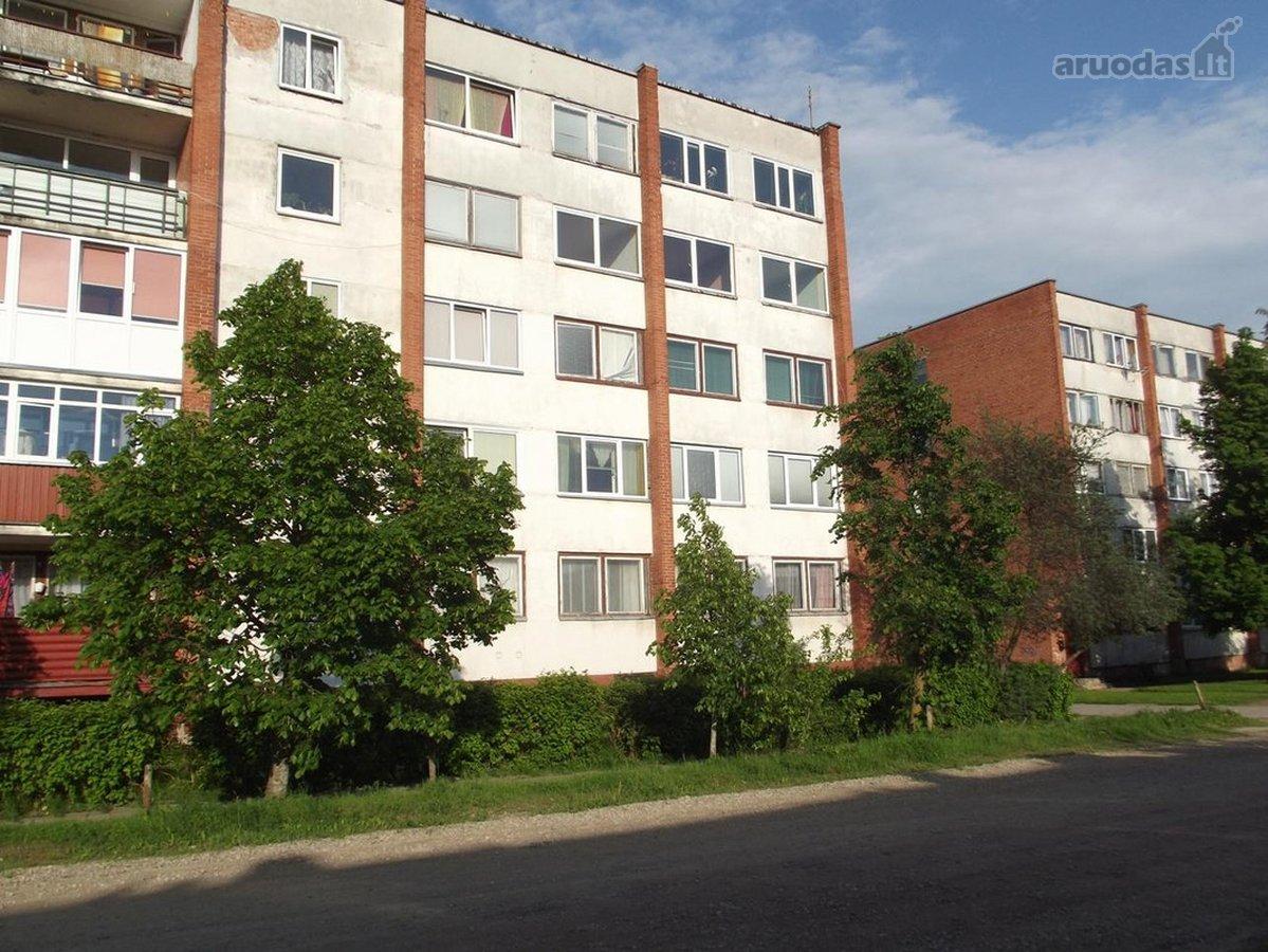 Radviliškio m., Stiklo g., 5 kambarių butas