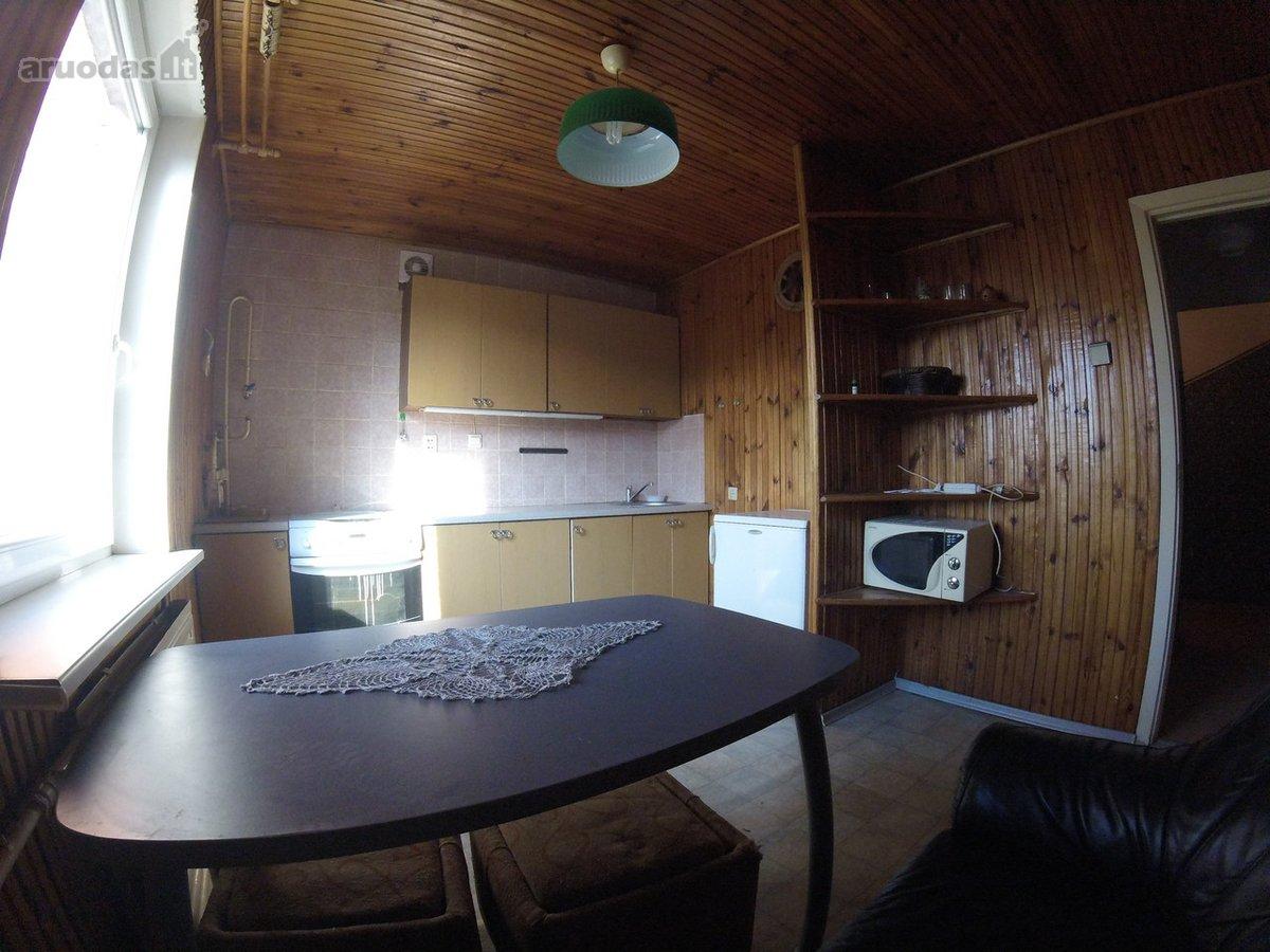Varėnos m., Marcinkonių g., 2 kambarių butas