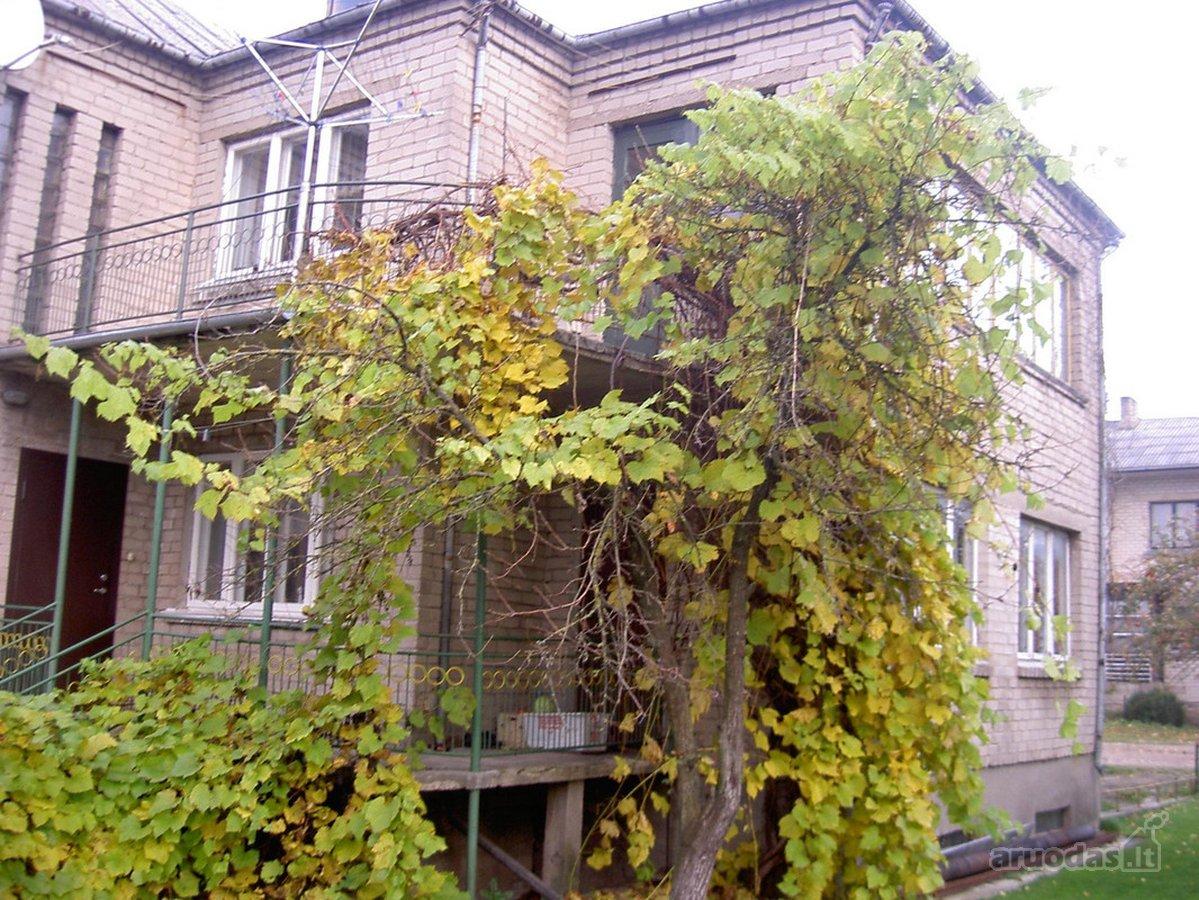 Klaipėdos r. sav., Gargždų m., Žvejų g., mūrinis namas