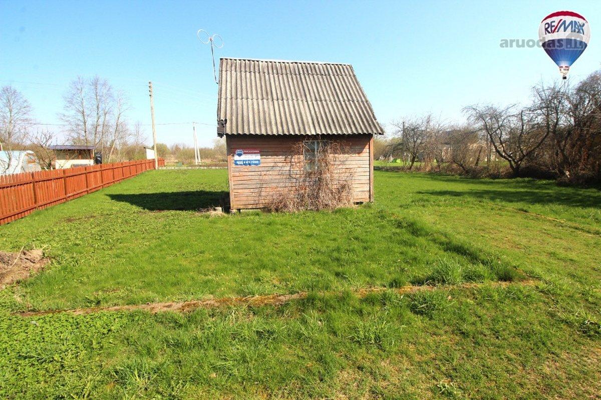 Panevėžio r. sav., Daukniškių k., Linmarkos g., kolektyvinis sodas sklypas