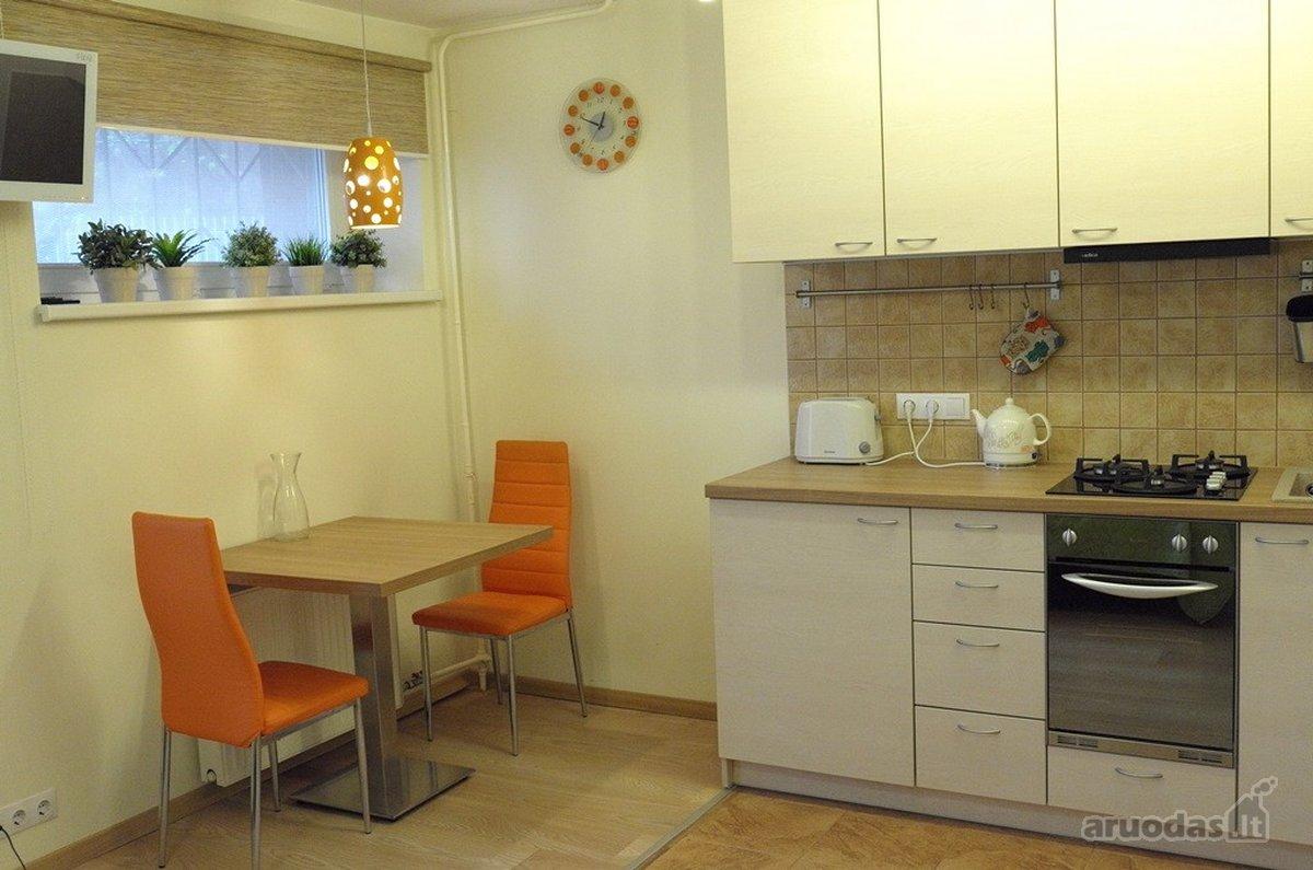 Vilnius, Senamiestis, Šv. Stepono g., 1 kambario butas