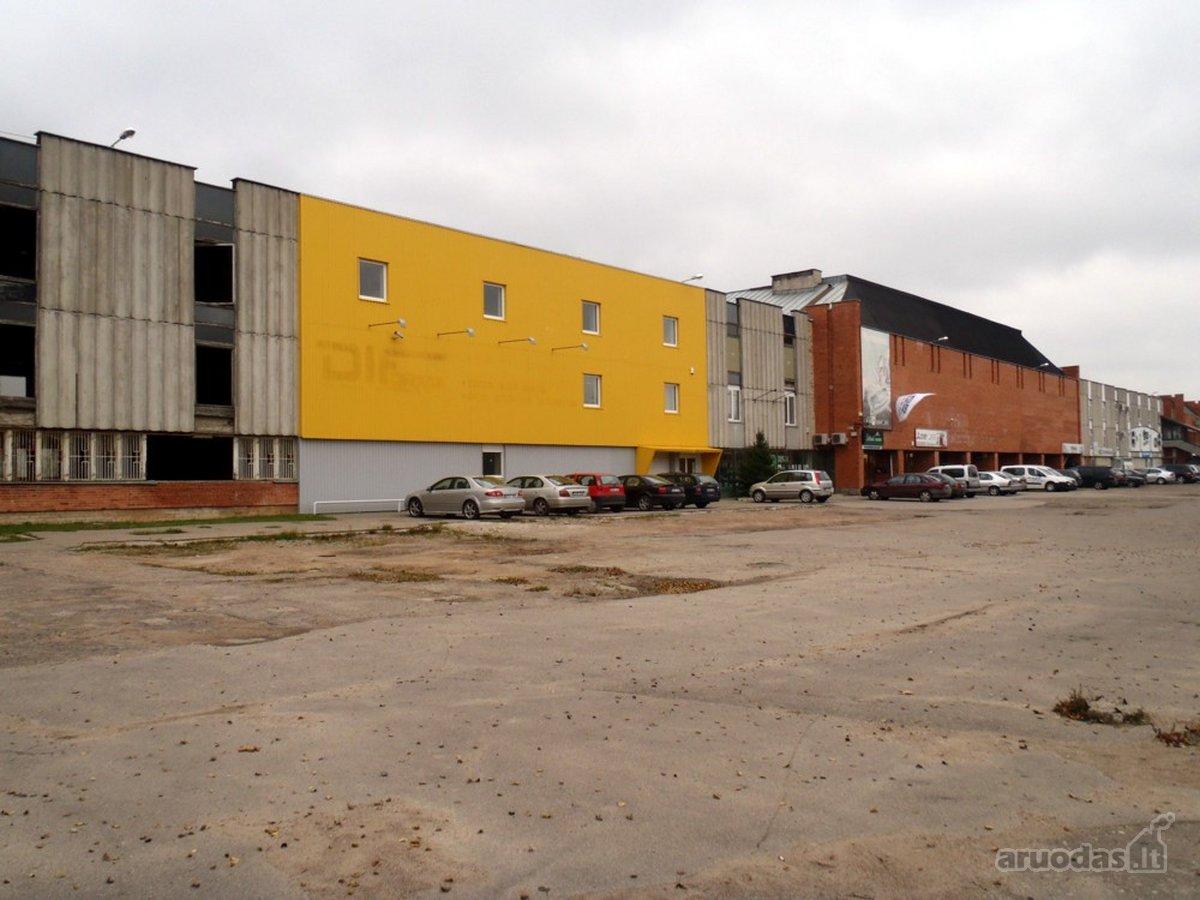 Kaunas, Dainava, Draugystės g., biuro, sandėliavimo paskirties patalpos nuomai