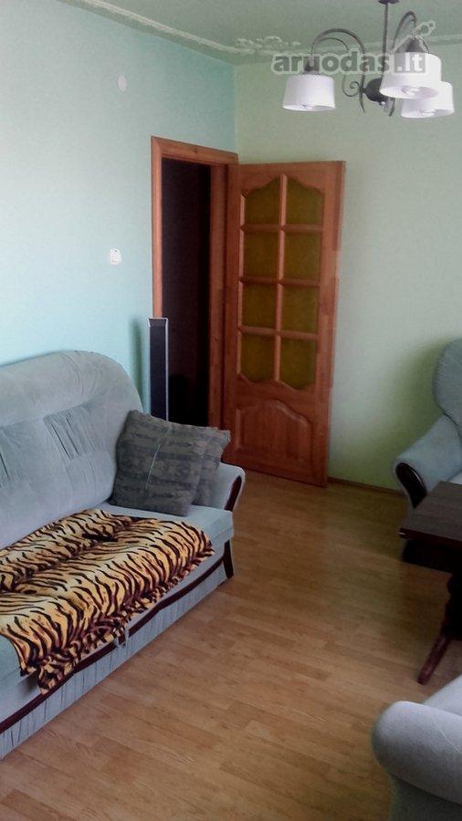 Švenčionių r. sav., Švenčionių m., Taikos g., 3 kambarių butas