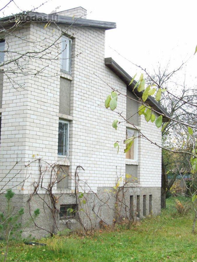 Ukmergės m., mūrinis namas