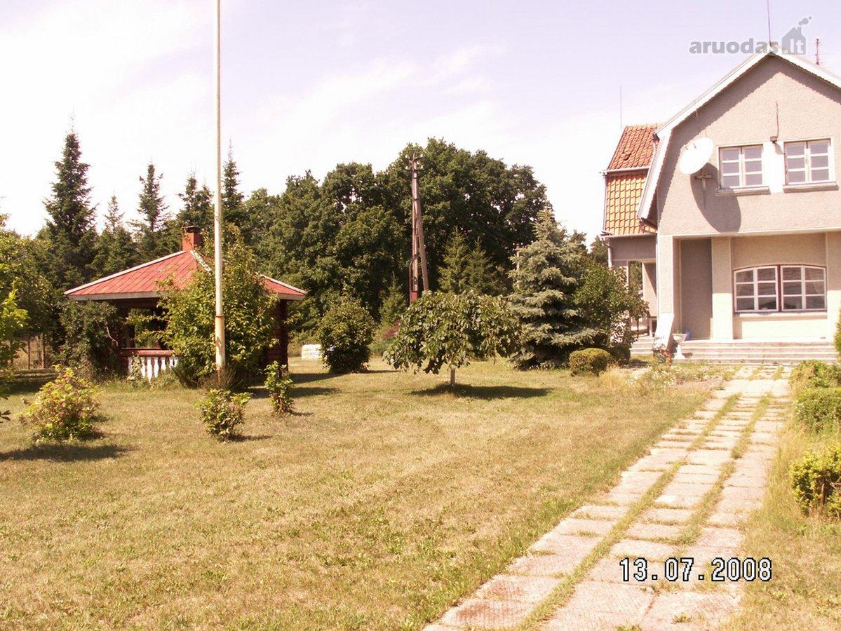 Klaipėdos r. sav., Drevernos k., Svencelės g., mūrinis namas