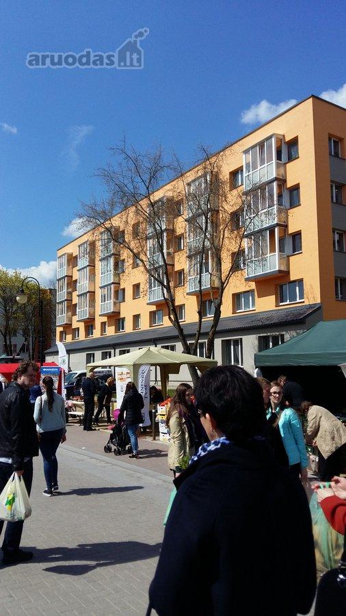 Jurbarko m., Kauno g., 3 kambarių butas