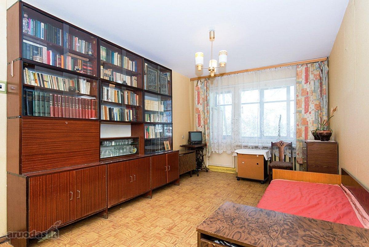 Vilnius, Viršuliškės, Justiniškių g., 2 kambarių buto nuoma