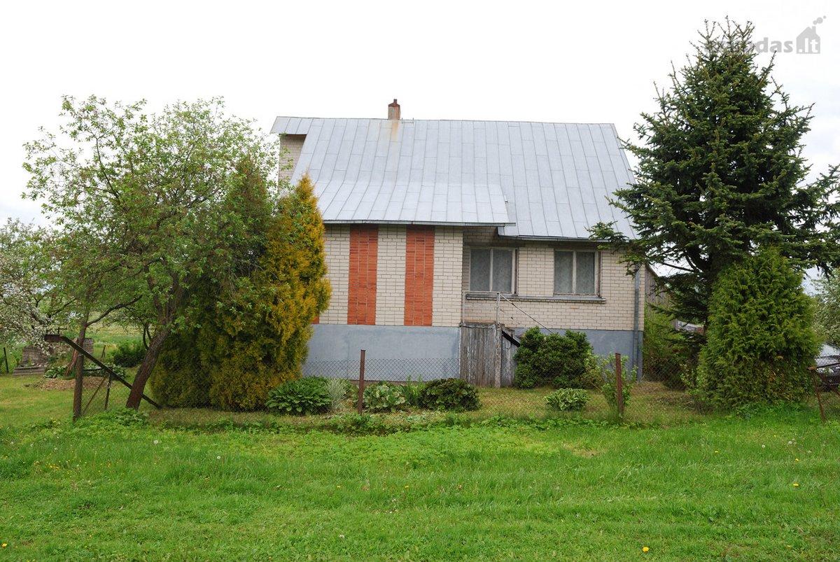 Prienų r. sav., Kuprių k., Liepų g., mūrinis namas