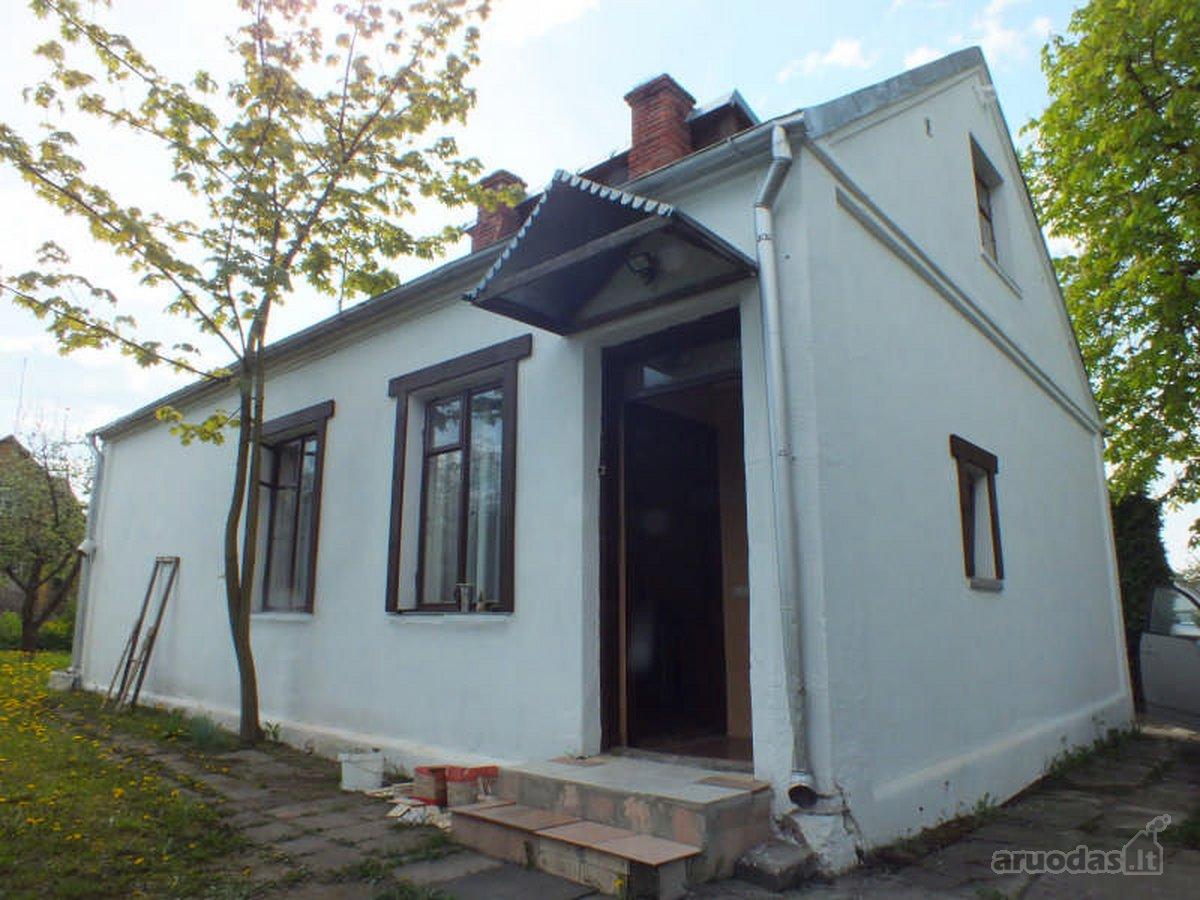 Biržų m., V. Kudirkos g., mūrinis namas