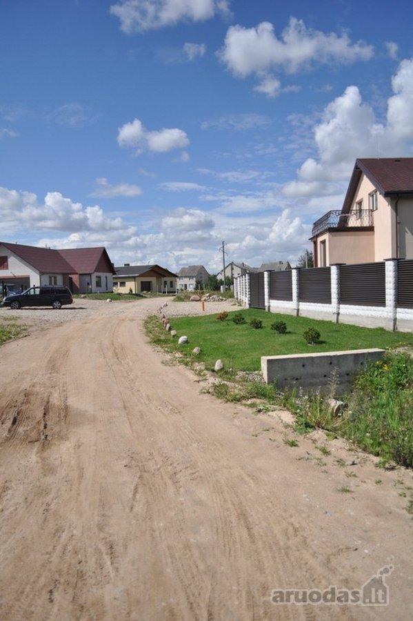 Marijampolės sav., Marijampolės m., namų valdos paskirties sklypas