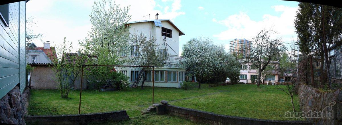 Vilnius, Antakalnis, B. Sruogos g., mūrinis namas