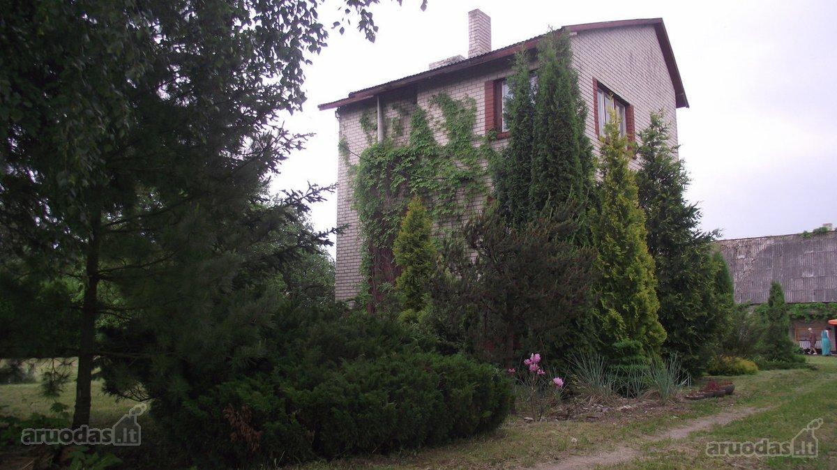 Marijampolės sav., Gudelių mstl., mūrinis namas