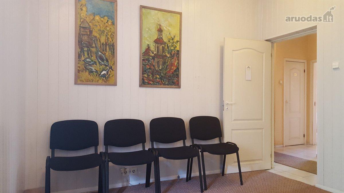 Vilnius, Senamiestis, Trakų g., biuro, paslaugų, sandėliavimo, kita paskirties patalpos nuomai