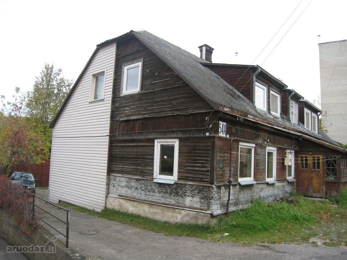 Kaunas, Ž. Šančiai, Kranto al., 2 kambarių butas