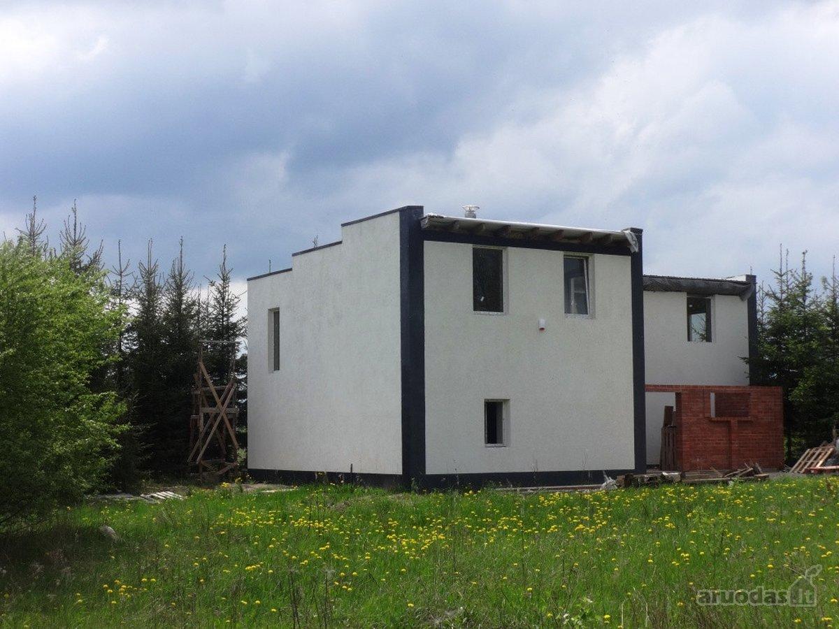 Vilniaus r. sav., Skaidiškių k., mūrinis namas nuomai