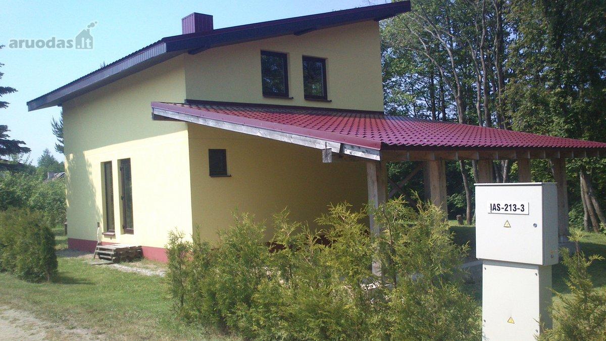 Palanga, Šventoji, mūrinis namas