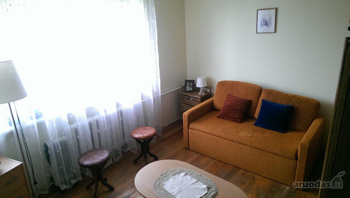 Vilnius, Salininkai, Pupinės g., 1 kambario butas