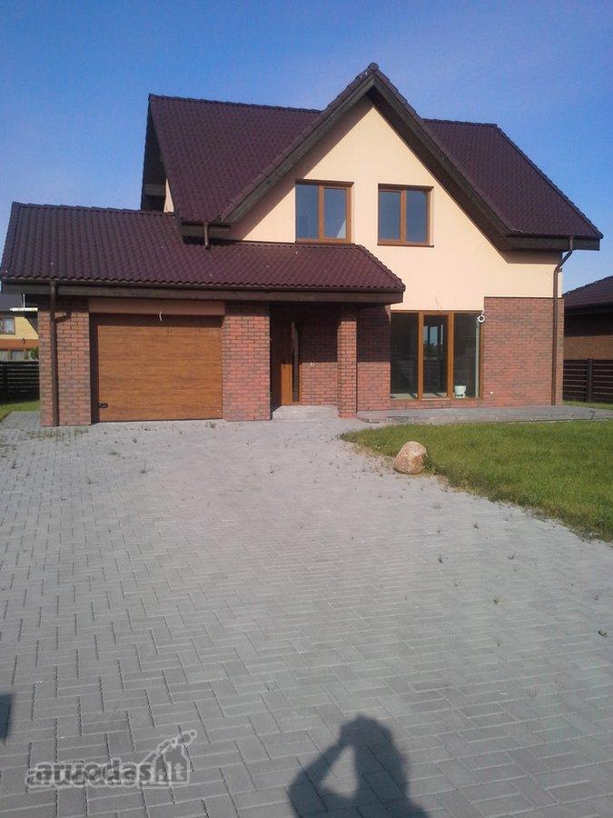Klaipėda, Paupiai, mūrinis namas