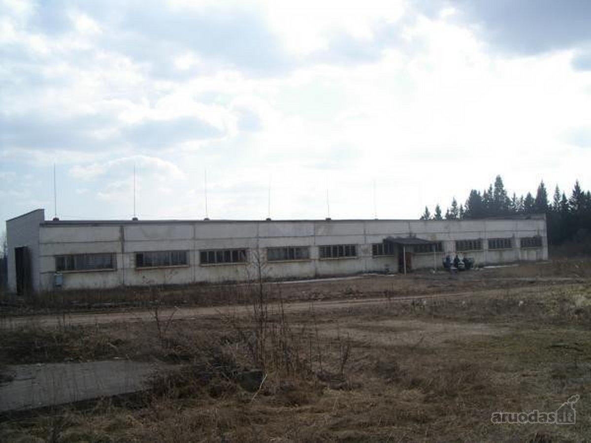 Vilniaus r. sav., Punžonių k., biuro, sandėliavimo, gamybinės, kita paskirties patalpos