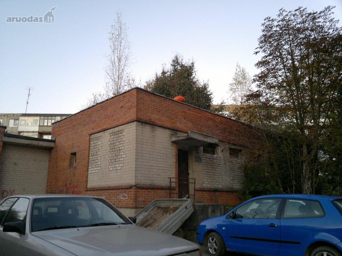 Kaunas, Dainava, Partizanų g., biuro, prekybinės, sandėliavimo, gamybinės, maitinimo paskirties patalpos